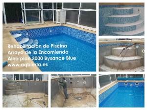 cambios de look a piscinas