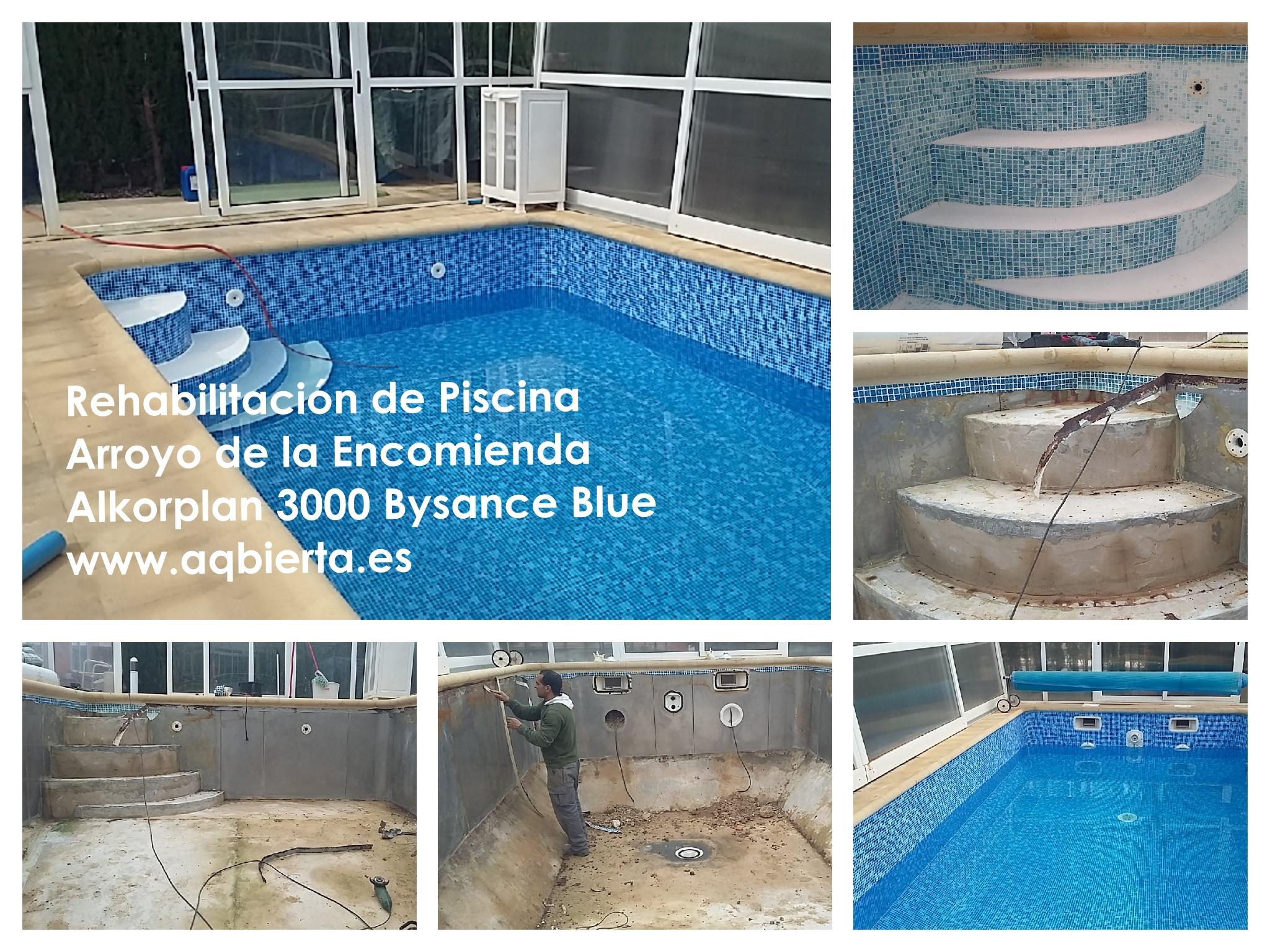 renovar o rehabilitar tu piscina
