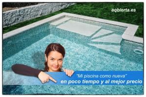 Rehabilitar piscina